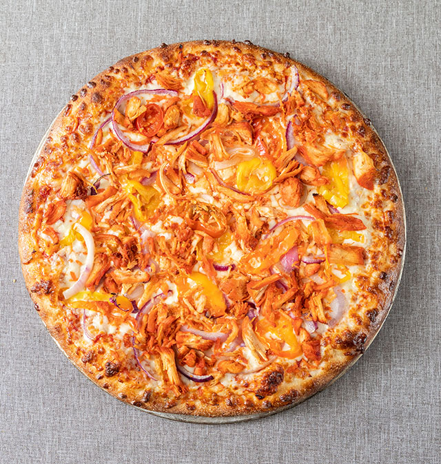 Tandoori pizza Guelph pizza wings
